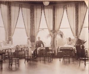 Ward (old hotel) 1916