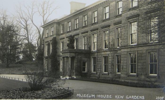 Museum House Kew Gardens