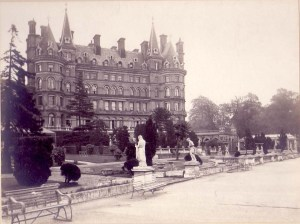 The Old Star & Garter Hotel circa. 1910