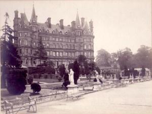 The Old Star & Garter Hotel circa. 1910