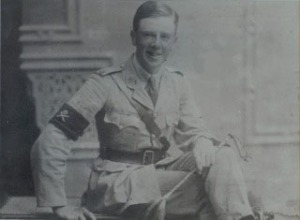 Henry in Cairo, 1918