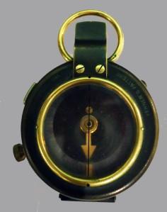 Cecil's WWI compass